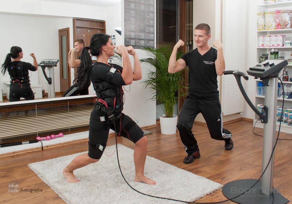 Body Time antrenament la Sibiu si Brasov