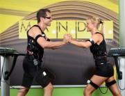 Body Time este o sala de fitness cu electrostimulare
