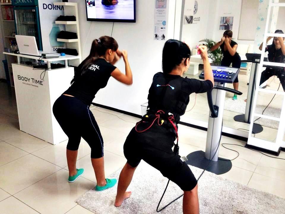 electrostimulare musculara pret