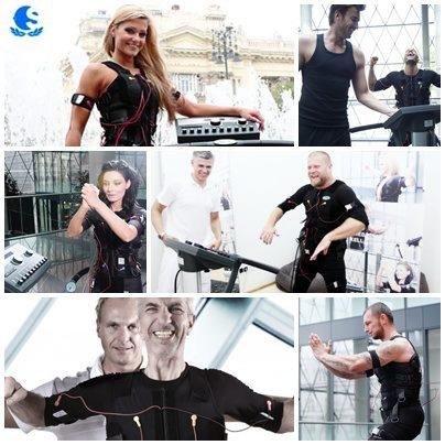 Antrenament in fitness